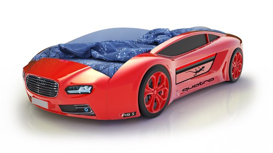 Кровать машина  Roadster - фото 10357