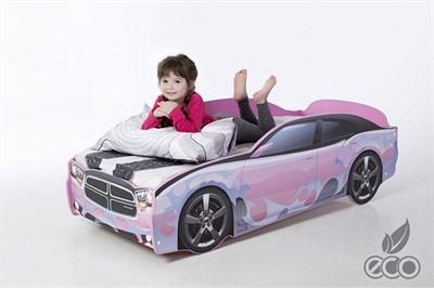 Кровать машина Додж - фото 5585