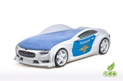 Кровать машина NEO Полиция - фото 5811