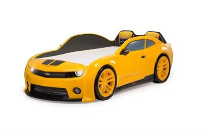 3D кровать машина EVO Camaro - фото 7236