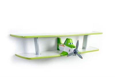 Полка самолет Дасти 2 - фото 7515
