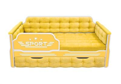 Диван-Кровать Спорт с одним ящиком - фото 7992