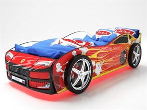 Кровать машина Турбо - фото 10002
