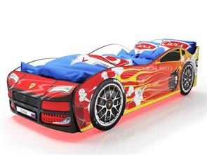 Кровать машина Турбо - фото 10003
