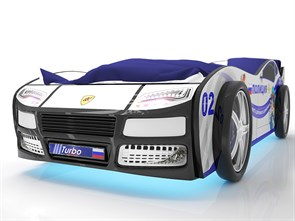 Кровать машина Турбо - фото 10007