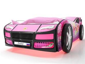 Кровать машина Турбо - фото 10019