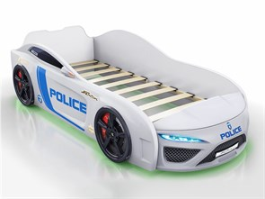 Кровать машина  Berton NEON - фото 10865