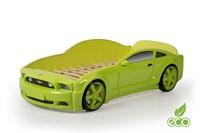 Кровать машина Мустанг 3D - фото 5568
