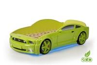 Кровать машина Мустанг 3D - фото 5569