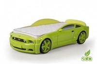 Кровать машина Мустанг 3D - фото 5570