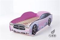 Кровать машина Додж - фото 5582