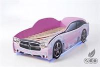 Кровать машина Додж - фото 5583