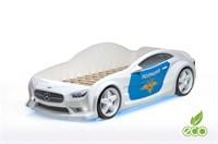 3D кровать машина EVO  Полиция - фото 5705