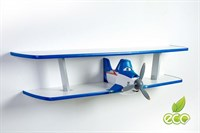Полка самолет Дасти 2 - фото 6032