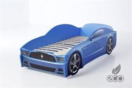 Кровать машина Мустанг - фото 6497