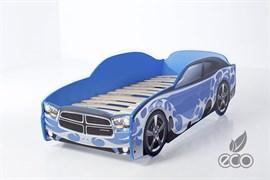Кровать машина Додж - фото 6514