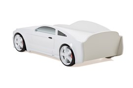 Кровать машина Мустанг 3D - фото 6518