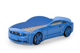 Кровать машина Мустанг 3D - фото 6524