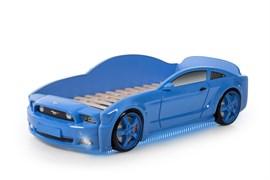 Кровать машина Мустанг 3D - фото 6525