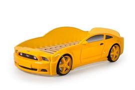 Кровать машина Мустанг 3D - фото 6530