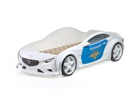 3D кровать машина EVO  Полиция - фото 6967