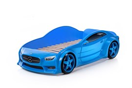 3D кровать машина EVO Мерседес - фото 7043