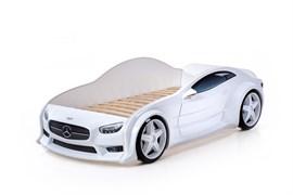 3D кровать машина EVO Мерседес - фото 7045