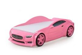 3D кровать машина EVO Мерседес - фото 7051