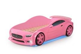 3D кровать машина EVO Мерседес - фото 7052