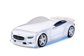 3D кровать машина EVO Мерседес - фото 7054