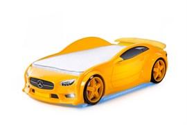3D кровать машина EVO Мерседес - фото 7055