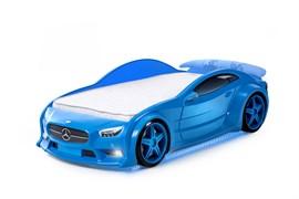 3D кровать машина EVO Мерседес - фото 7063