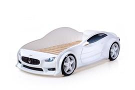 3D кровать машина EVO Мазератти - фото 7124