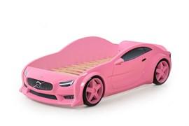 3D кровать машина EVO Вольво - фото 7149