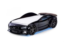 3D кровать машина EVO Вольво - фото 7151