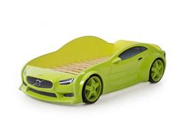 3D кровать машина EVO Вольво - фото 7154