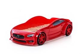 3D кровать машина EVO Вольво - фото 7157