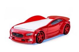 3D кровать машина EVO Вольво - фото 7158