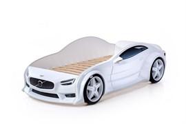 3D кровать машина EVO Вольво - фото 7159