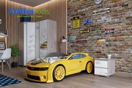 3D кровать машина EVO Camaro - фото 7228