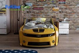 3D кровать машина EVO Camaro - фото 7230