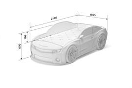 3D кровать машина EVO Camaro - фото 7237
