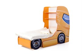 Кровать-грузовик Скания +1 - фото 7471