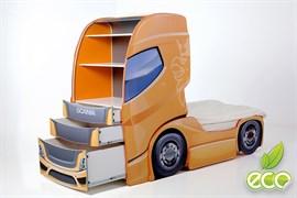 Кровать-грузовик Скания +1 - фото 7473