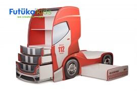 Кровать-грузовик Скания +1 - фото 7476