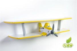 Полка самолет Дасти 2 - фото 7505