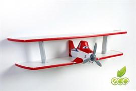 Полка самолет Дасти 2 - фото 7507