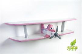 Полка самолет Дасти 2 - фото 7511