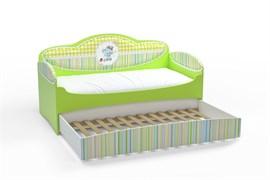 Диван-кровать для девочек Mia kitty - фото 7834