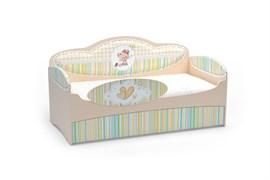 Диван-кровать для девочек Mia kitty - фото 7836